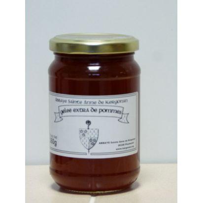 Gelée extra de pommes 360 g | en promotion ! de Confitures & Miels