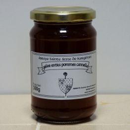 Gelée extra de pommes-cannelle 360 g de Confitures & Miels