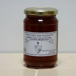 Gelée extra de pommes-cannelle-gingembre 360 g