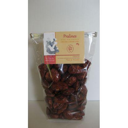 Pralines aux amandes, 150g de Confiseries