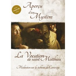 DVD Caravage - La Vocation de saint Matthieu