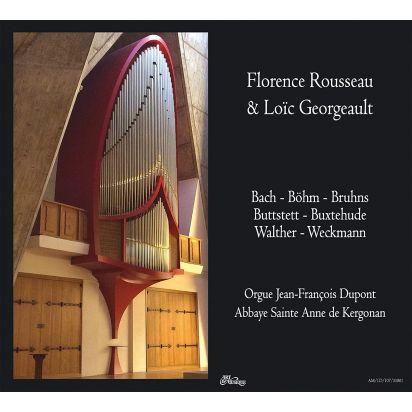 Le nouvel orgue de l'abbaye