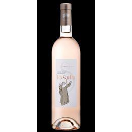 Exsulta, vin rosé par l'Abbaye de Jouques, carton de 6 bouteilles