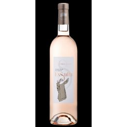 Exsulta, vin rosé par l'Abbaye de Jouques