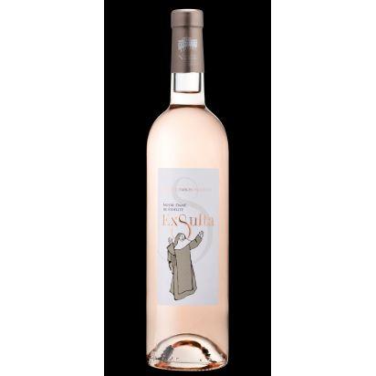 Exsulta, vin rosé par l'Abbaye de Jouques, carton de 6 bouteilles de Vins & Spiritueux