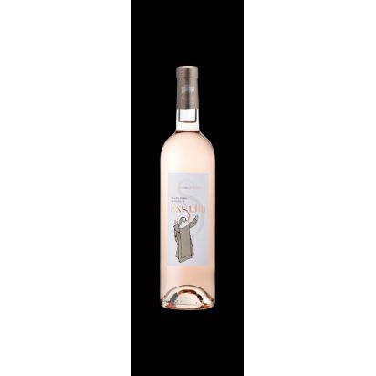 EXSULTA, VIN ROSÉ PAR L'ABBAYE DE JOUQUES, bouteille de 750 ml de Vins & Spiritueux