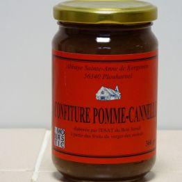 confiture extra de pomme-cannelle de Confitures & Miels