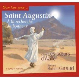 Saint Augustin - A la recherche du Bonheur - CD