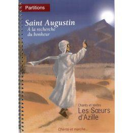 Saint Augustin - A la recherche du Bonheur - Livret Partitions de Multimédias