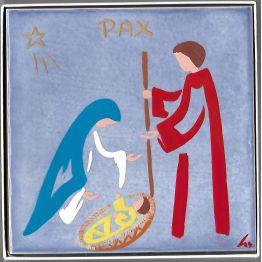 La Nativité / LA SAINTE FAMILLE
