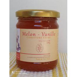 confiture de melon-vanille, 250g