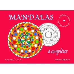 Mandalas à compléter