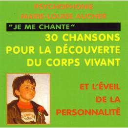 Psychophonie Marie-Louise Aucher - Je me chante