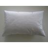 Oreiller naturel plume blanc format allongé de Literie & Linge de lit