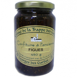 CONFITURE DE FIGUES NOIRES Pot 450 g