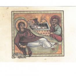 Cartes de vœux Nativité