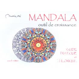 Mandala Outil de croissance - Pédagogie du dessin centré.