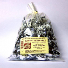 Bonbons aux huiles essentielles - Eucalyptus mentholé