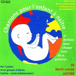 Chansons pour l'enfant à naître
