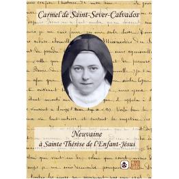Neuvaine à Sainte Thérèse de l'Enfant Jésus de Pour ma prière