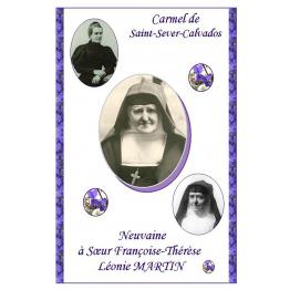 Neuvaine à Soeur Françoise-Thérèse, Léonie Martin de Pour ma prière