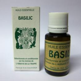 Huile essentielle Basilic - 15ml