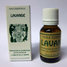 Huile essentielle Lavande - 15ml de Parfums & Huiles essentielles