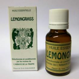 Huile essentielle Lemongrass - 15ml