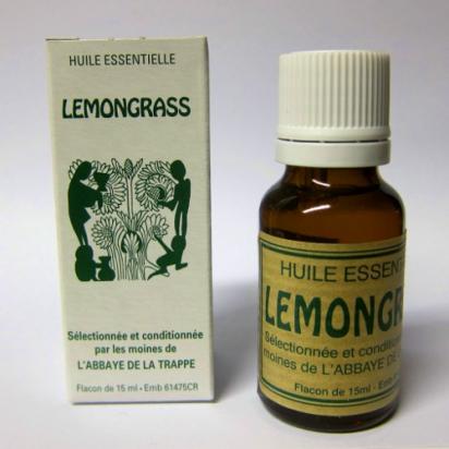Huile essentielle Lemongrass - 15ml de Parfums & Huiles essentielles