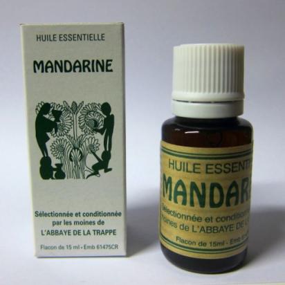 Huile essentielle Mandarine - 15ml de Parfums & Huiles essentielles