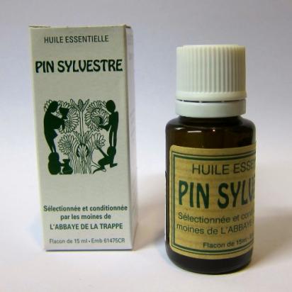 Huile essentielle Pin Sylvestre - 15ml de Parfums & Huiles essentielles