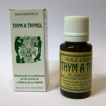 Huile essentielle Thym Thymol - 15ml de Parfums & Huiles essentielles