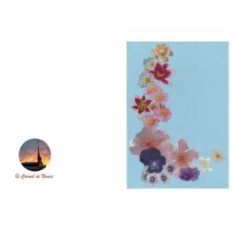 Carte de voeux de Photos d'art et compositions artistiques