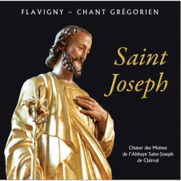 CD de chant grégorien : Saint Joseph