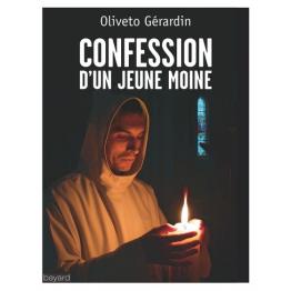 CONFESSION D'UN JEUNE MOINE de Livres