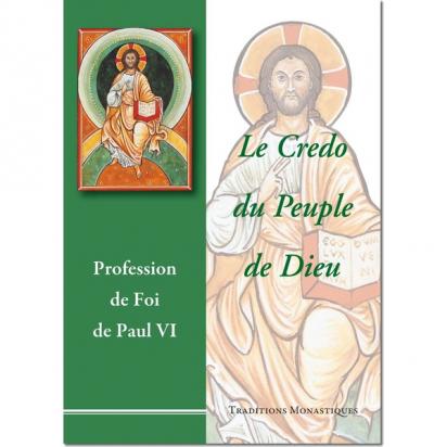 Le Credo du peuple de Dieu de Bibles & Livres de prières