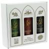Huile d'olive 3 saveurs (3 x 50 cl) de Epices & condiments