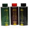 Huile d'olive 3 saveurs (3 x 250 ml) de Epices & condiments