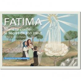 Fatima Marie te confie le secret de son cœur