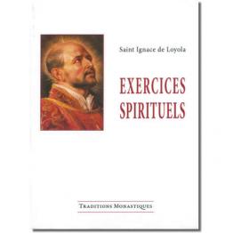Le livre Exercices Spirituels de saint Ignace de Loyola