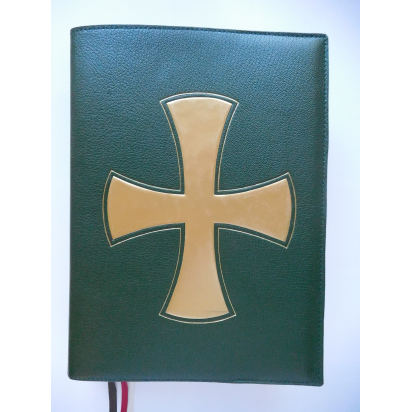 Liseuses pour lectionnaire grande Croix dorée de Liseuses