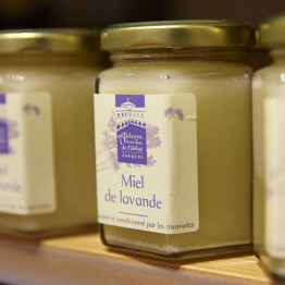 Miel de lavande, 250 gr de Confitures & Miels