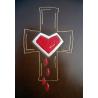liseuse pour bréviaire LH ou PTP Coeur Ouvert de Liseuses