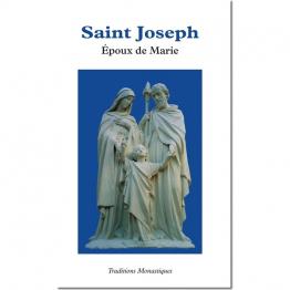 Le livre Saint Joseph, Époux de Marie de Religion & Spiritualité