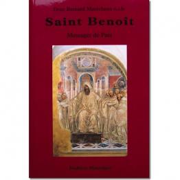 Saint Benoît Messager de paix de Religion & Spiritualité