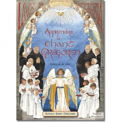 Laus in Ecclesia - Apprendre le chant grégorien de Religion & Spiritualité