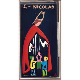 Céramique de Saint Nicolas de Les Saints-Patrons