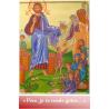 Marque page père je te rends grace création artistique par photographie Artisanat monastique de Marque pages & Signets