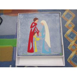 La Sainte-Famille de La Vierge Marie