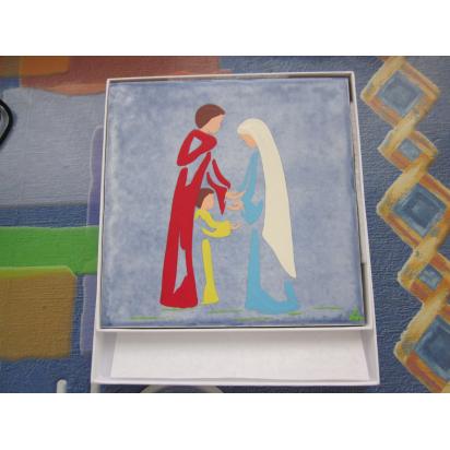 La Sainte-Famille de Vierge Marie